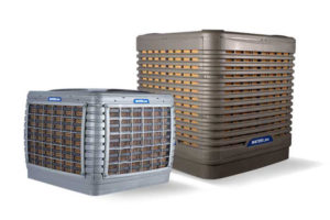 Factory Cooling with the use of Evporative Cooler