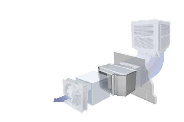 ระบบกรองอากาศโรงาน มาตรฐาน G4 Filtration